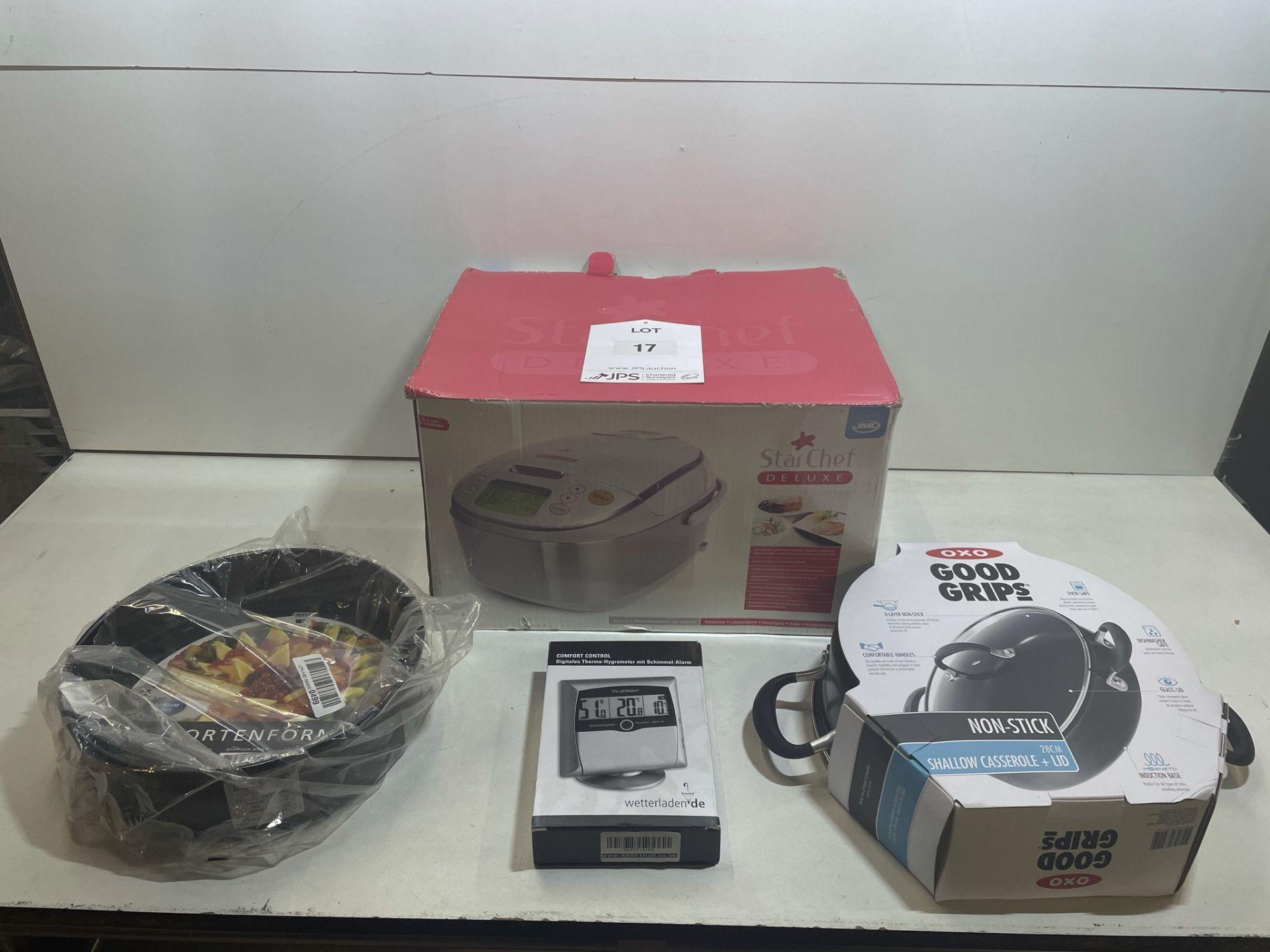 4 x Various Kitchen Appliances/Utensils as per pictures