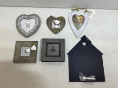 Quantity of Various Picture Frames/Home Décor as per pictures