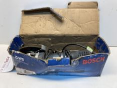 Bosch Angle Grinder In Box | GWS 7-115