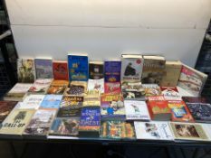 35 x Various Hardback & Paperback Books As Pictured