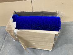 40 x Brevet Sweeping Brush Segments 81/22005 | Blue
