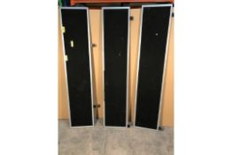3 x Desk Divider Pin Boards