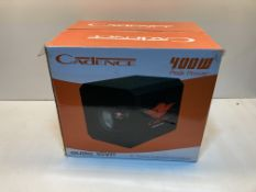 Cadence 400W Qube10VP Enclosed Speaker System
