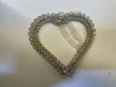 32 x Beaded Heart | Small
