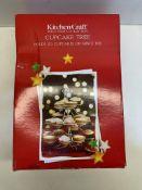 10 x Kitchen Craft Cupcake Tree