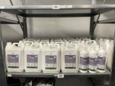 25 x 1L/5L Tubs of Concentrated Artificial Grass Sanitiser