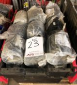 28 x 110mm Water/Gas Couplers - Cost Price £360
