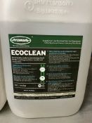 2 x 10L Tubs of Pitchmark EcoClean Liquid/AGP Line Marking Paint