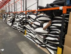 7 x Bays of Unpackaged Returned/Damaged Pet Beds - As Pictured