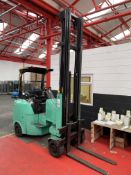 Narrow Aisle Flexi Forklift | YOM: 2000 | Hours: 2,670