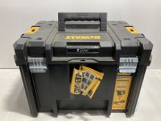 Case for DeWalt DCH273N XR Brushless SDS Hammer Drill & DEWALT XR Angle Grinder T-STAK