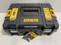 Case for DeWalt T-Stack DCK654P3T