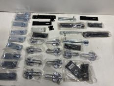32 x Various Home Security Latches & Bolts As Pictured