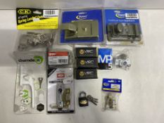 Various Locks & Security Accessories As Per Description