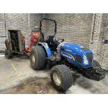 New Holland Boomer 50 Tractor | Reg: MX14 GKP | 1,682 Hours