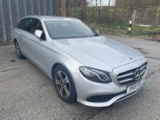 Mercedes-Benz E220 D SE Auto Diesel Estate | 19 Plate | 42,518 Miles