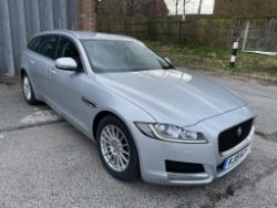 3 x Jaguar XF Prestige D Auto Estates | 19 Plates | Ford Ranger Wildtrak DCI Pick-Up | 67 Plate | Mercedes-Benz E220 Estate | 19 Plate | 10% BP