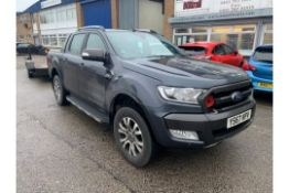Ford Ranger Diesel Pick-Up | YS67 NPV | 128,619 Approx Miles