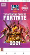 1000 x Fortnite Annual 2021 | Total RRP £4,990