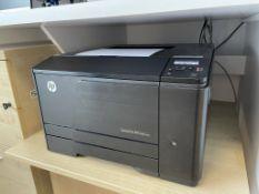 HP laserjet pro 200 M251n Colour Laser Printer