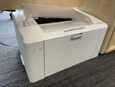 HP Laserjet Pro M102W Laser Printer