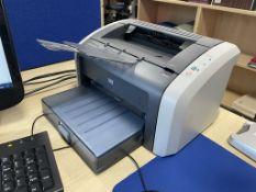 HP Laserjet P1015 Printer