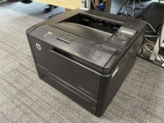 HP Laserjet Pro 400 M401A Laser Printer