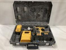 DeWalt Cordless Hammer Drill | DCH363D3
