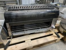 Natural Gas Industrial Grill