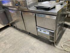 Caravell Industrial Refrigerator Unit | See Description