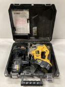 DeWalt Jigsaw W/ 3 Batteries | DC330