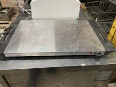Prolex Buffet Server Hot Plate/Food Warmer