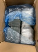 4 x Boxes of Plastic Sandwich Wedges