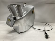 Buffalo Continuous Food Shredding Machine | G784