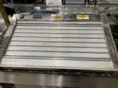 Fast Food EQVIHD4 Hot Dog Roller Machine | EQVIHD4
