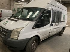 Ford Transit 125 T350 | 14 Plate | 156,000 Miles