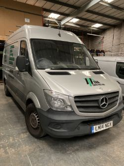 VEHICLE SALE | Mercedes Benz Sprinter | 3 x Ford Transit Vans | Ends Thursday 01 April 2021