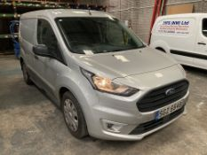 Ford Transit Connect 200 | 20 Plate | 8,039 Miles