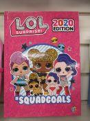 140 x Brand New LOL Annuals