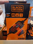 10 x Brand New Black & Decker Charger | Euro Plug | Total RRP £500