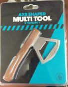 36 x Thumbs Up Multi-Tool | Axe Design