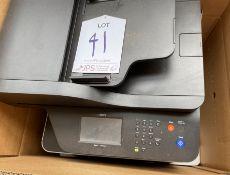 HP CLX-6260SW Printer