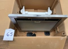 Neff Cooker Hood | Suitable for Spares & Repairs
