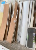 Large Quantity of Offcuts and Boards