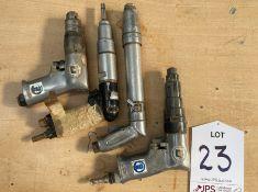 4 Pneumatic Hand Tools