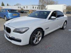 BMW 730D M Sport Auto 4 Door Saloon | 11 Plate | 87,059 Miles