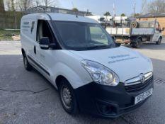 Vauxhall Combo 2000 L1H1 CDTI S/S Diesel Panel Van | 15 Plate | 162,276 Miles
