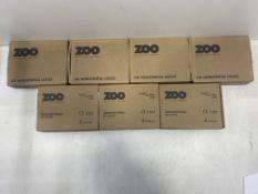 7 x Various Zoo Hardware Door Locks | see description | Total RRP £81.42