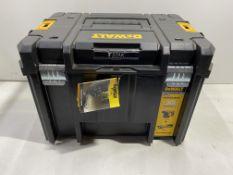 DeWalt T-Stack Carry Case | DCK654P3T | Case Only