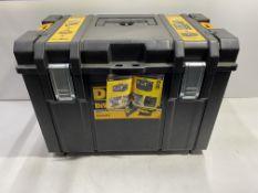 Case For DeWalt DCK264P2 18V XR Brushless Nail Gun Twin Kit T-STACK | **Nail Guns Not Included**